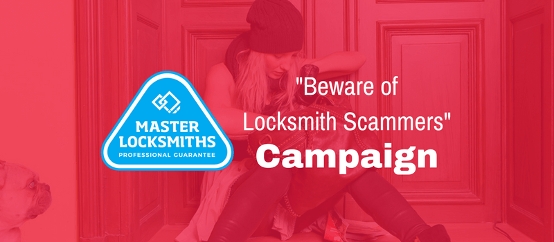 MLAA Beware of Locksmith Scammers Header Campaign