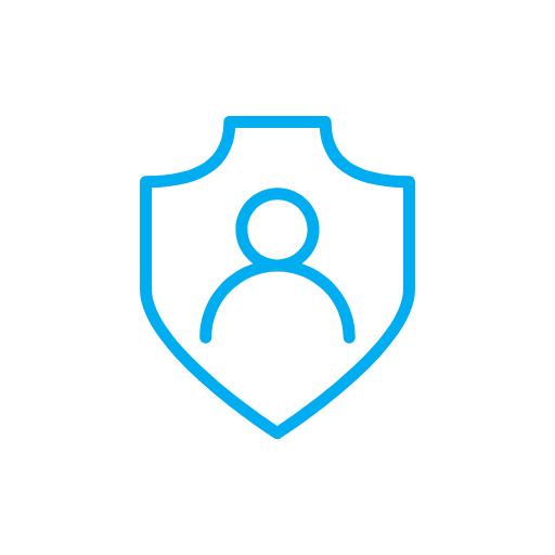 Qualified Locksmith Badge Icon - Master Locksmith