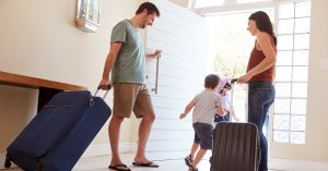 Secure your home over the holidays with these simple tips